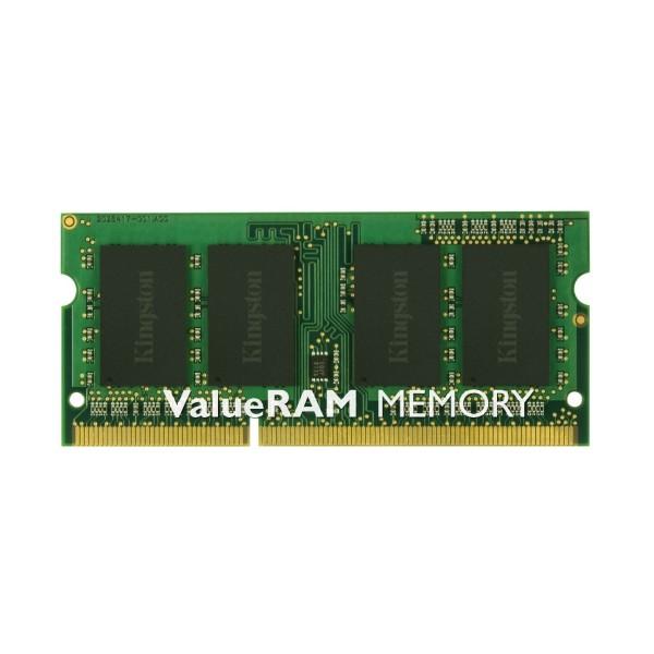 Kingston 4GB [1x4GB 1600MHz DDR3 CL11 1.35V SODIMM] - zdjęcie główne