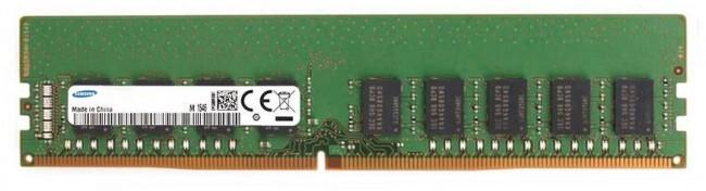 SAMSUNG 16GB DDR4-2666 UDIMM ECC Unbuffered CL17 Dual Rank - zdjęcie główne
