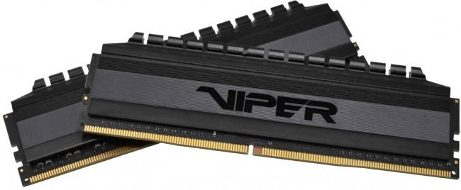 Patriot Viper Blackout 16GB [2x8GB 3200MHz DDR4 CL16 DIMM] - zdjęcie główne