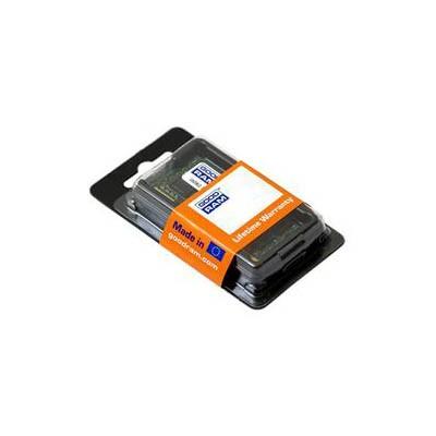 GOODRAM 4GB [1x4GB 1333MHz DDR3 CL9 SODIMM] - zdjęcie główne