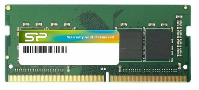 Silicon Power 4GB [1x4GB 2400MHz DDR4 CL17 1.2V SODIMM] - zdjęcie główne