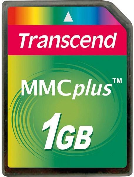 Transcend MMC Plus 1GB TS1GMMC4 - zdjęcie główne