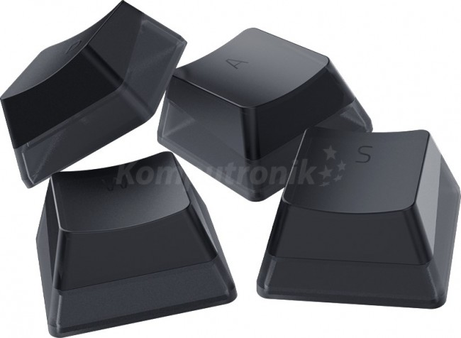 Razer Phantom Keycap Upgrade Set Black - zdjęcie główne