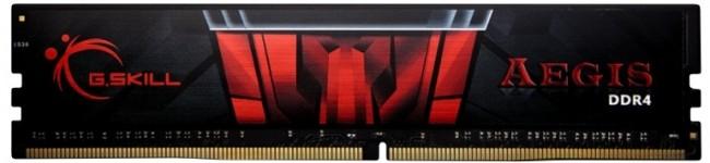 G.SKILL Aegis 16GB [1x16GB 2400MHz DDR4 CL15 DIMM] - zdjęcie główne