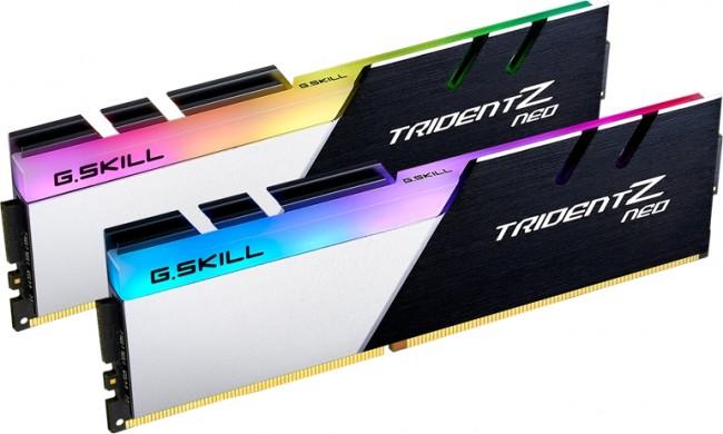 G.SKILL Trident Z Neo 32GB [2x16GB 3600MHz DDR4 CL16 1.35V XMP 2.0 DIMM] - zdjęcie główne