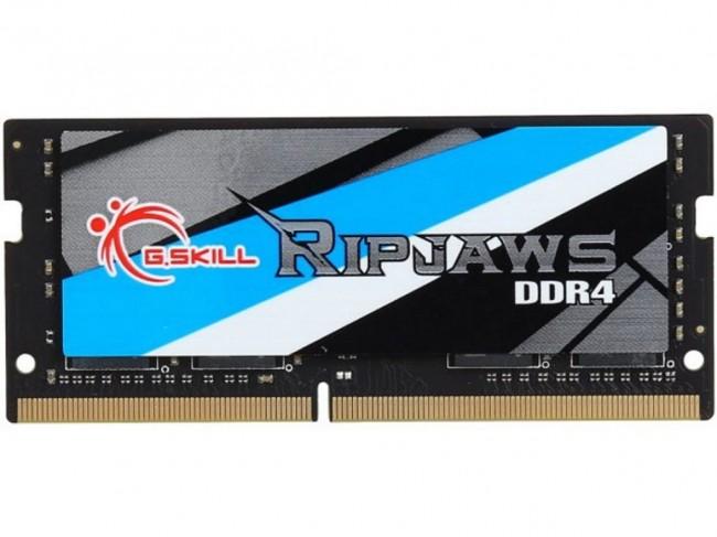 G.SKILL Ripjaws 8GB [1x8GB 2400MHz DDR4 CL16 SODIMM] -bulk - zdjęcie główne
