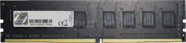 G.SKILL Value 8GB [1x8GB 2666MHz DDR4 CL19 1.2V DIMM] - zdjęcie główne