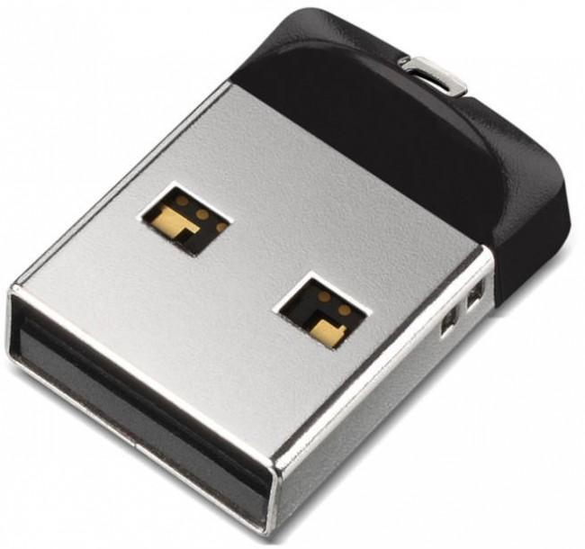 SanDisk Cruzer Fit 64GB USB 2.0 - zdjęcie główne
