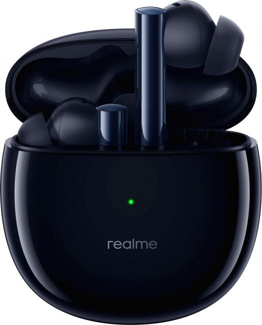 Realme Buds Air 2 Czarne - zdjęcie główne