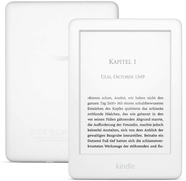 Kindle 10 8GB Wi-Fi biały [bez reklam] - zdjęcie główne