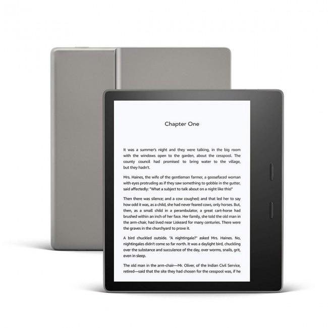 Kindle Oasis 3 32GB Szary [bez reklam] - zdjęcie główne