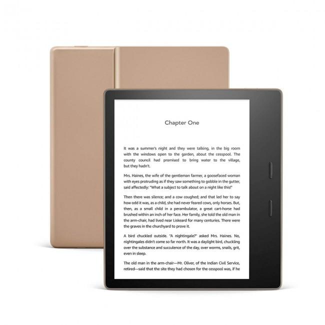 Kindle Oasis 3 32GB Złoty [bez reklam] - zdjęcie główne