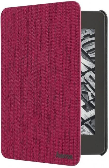 Hama etui Tayrona Kindle Paperwhite 4 czerwone - zdjęcie główne