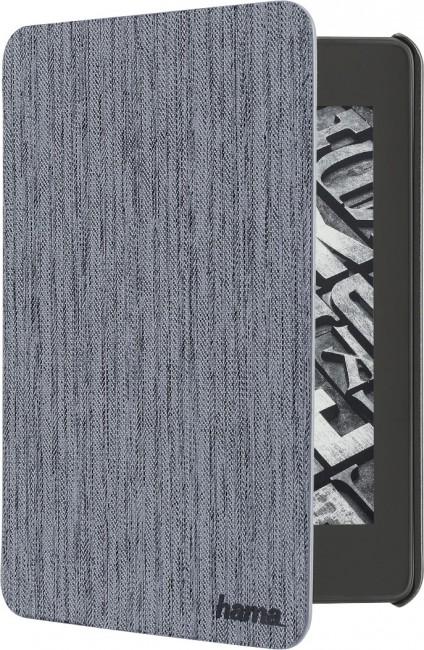 Hama etui Tayrona Kindle Paperwhite 4 szare - zdjęcie główne
