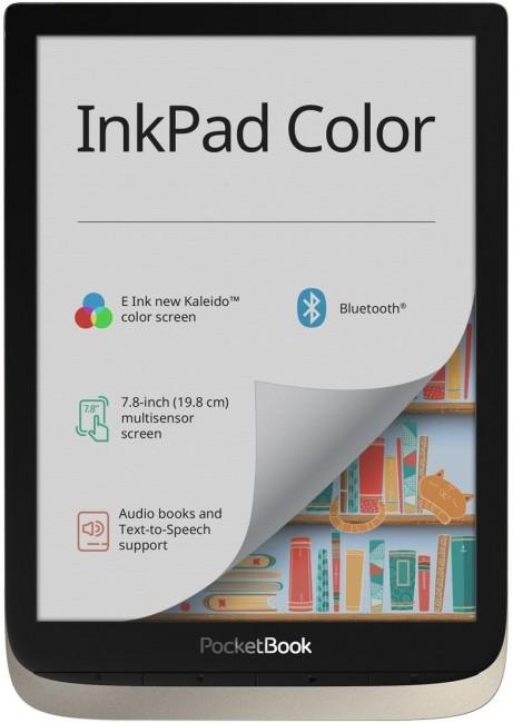 PocketBook 741 InkPad Color Moon Silver - zdjęcie główne