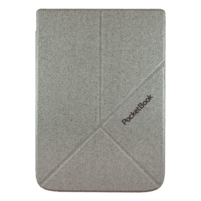 Etui PocketBook Shell Origami 7,85 Gray - zdjęcie główne