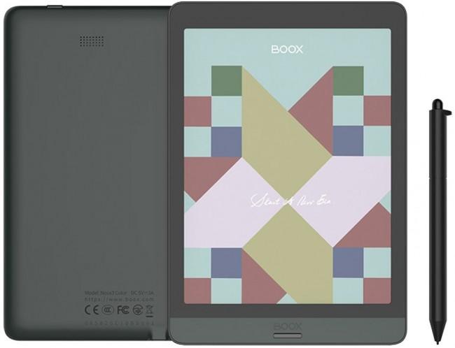 Onyx Boox Nova 3 Color - zdjęcie główne