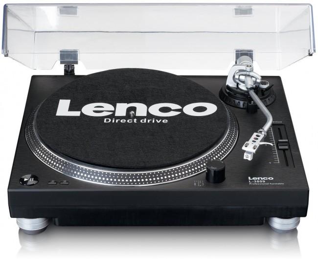 Lenco L-3809BK Czarny - zdjęcie główne