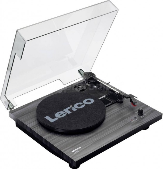 Lenco LS-10BK czarny - zdjęcie główne