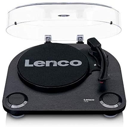 Lenco LS-40BK Czarny - zdjęcie główne