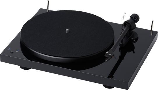 Pro-Ject Debut III OM5e Black Piano - zdjęcie główne