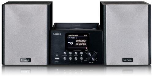 Lenco MC-250BK Internet - zdjęcie główne
