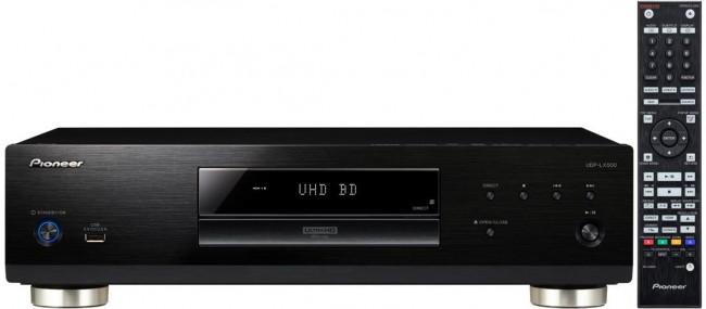 Pioneer UDP-LX500 Czarny - zdjęcie główne