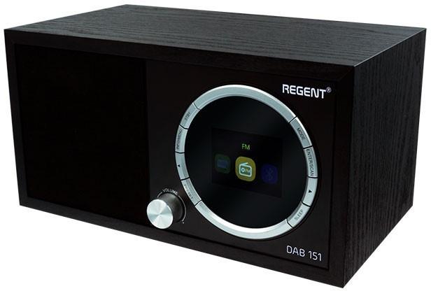 Ferguson Regent DAB+ 151 czarny - zdjęcie główne