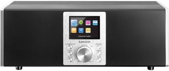 Lenco Radio internetowe DIR-2000BK Czarny - zdjęcie główne