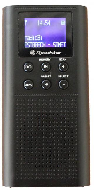 Roadstar TRA-70D+BK - zdjęcie główne