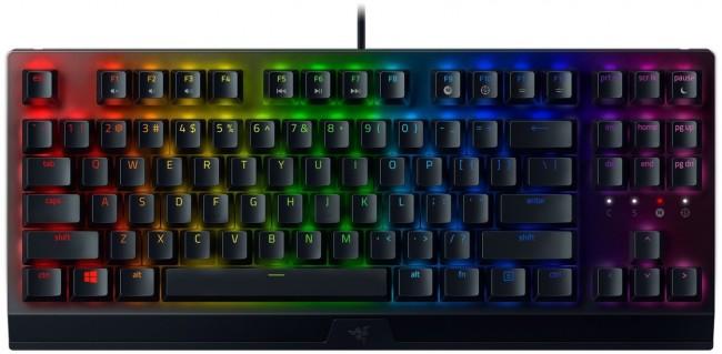 Razer Blackwidow V3 Tenkeyless Green Switch - zdjęcie główne