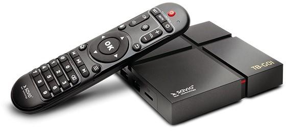 Savio Smart TV Box Gold - zdjęcie główne