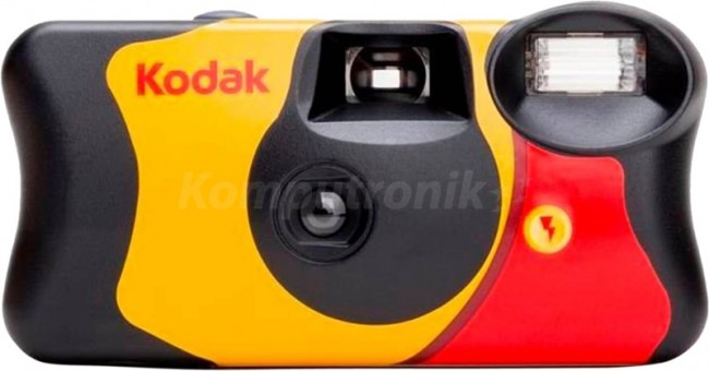 Kodak Fun Flash 27+12 Disposable - zdjęcie główne