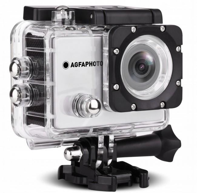 Agfa Photo AC5000 Realimove Cam HD 720p 12MP WiFi LCD Silver - zdjęcie główne