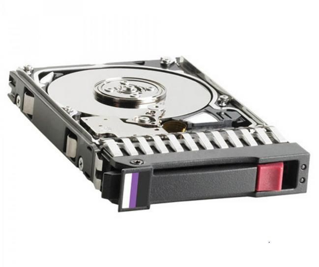 HPE DRV 900GB 6G SAS 2.5 10K DP ENT - zdjęcie główne