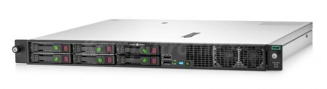 HPE ProLiant DL20 Gen10 Server (P17081-B21) - zdjęcie główne