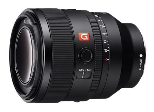 Sony 50 mm F1.2 GM mocowanie typu E - zdjęcie główne
