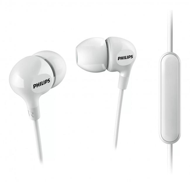 Philips SHE3555WT/00 białe - zdjęcie główne
