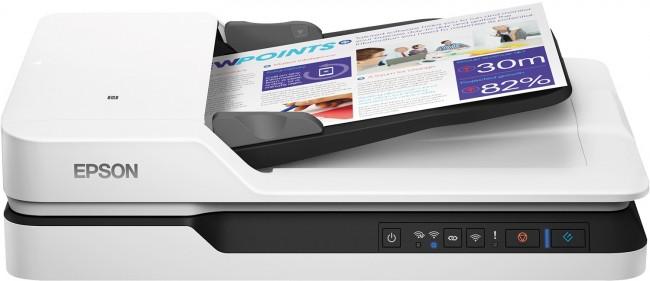 Epson WorkForce DS-1660W - zdjęcie główne