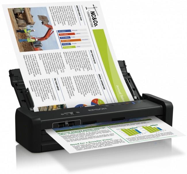 Epson WorkForce DS-360W - zdjęcie główne