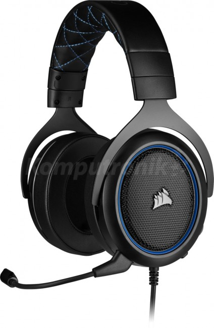 Corsair Gaming HS50 PRO Stereo Blue - zdjęcie główne