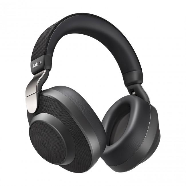 Jabra Elite 85h ANC Titanium-Czarne - zdjęcie główne