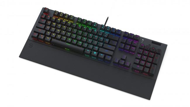 SPC GEAR GK650K Omnis Kailh Red RGB - zdjęcie główne