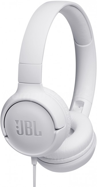 JBL Tune 500 Białe - zdjęcie główne