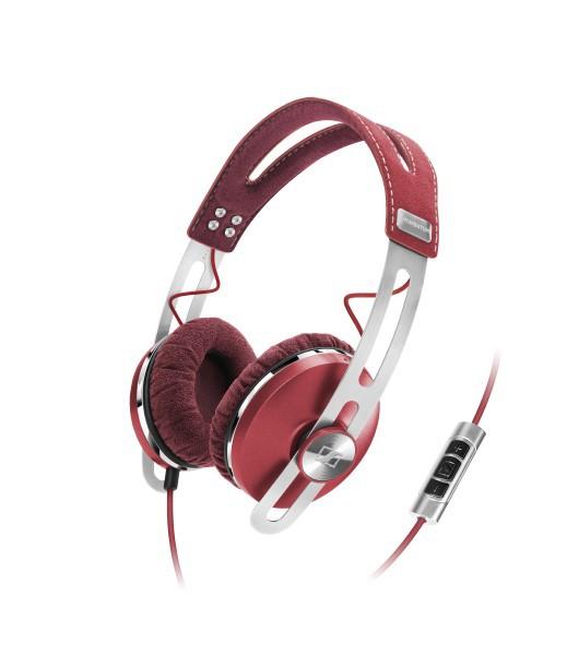 Sennheiser MOMENTUM On-Ear Red - zdjęcie główne