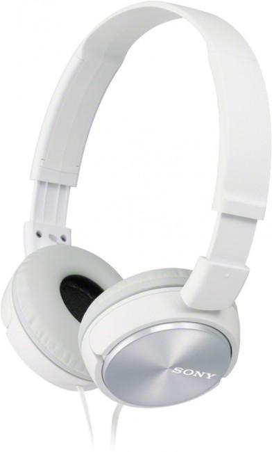 Sony MDR-ZX310AP Biała - zdjęcie główne