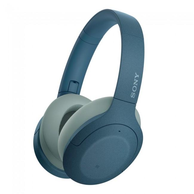 Sony WH-H910N Niebieskie - zdjęcie główne