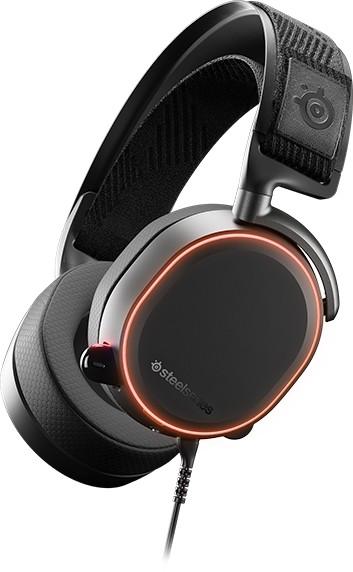 SteelSeries Arctis Pro Czarne - zdjęcie główne