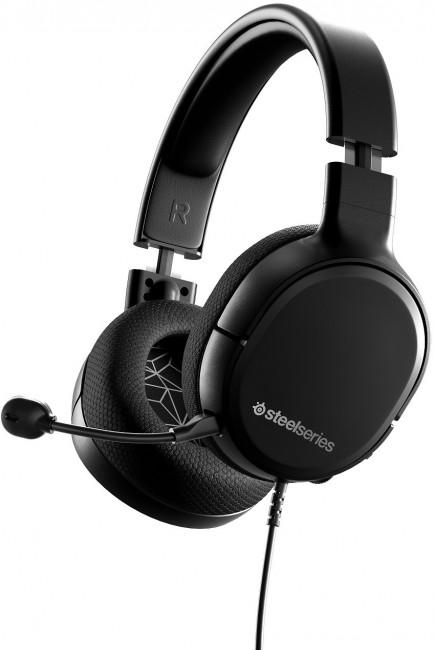 SteelSeries Arctis 1 Czarne - zdjęcie główne