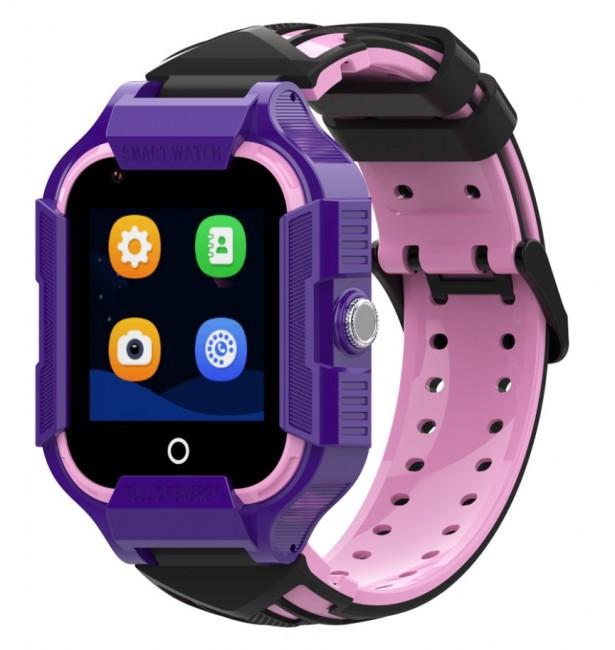 Garett Kids Neon 4G fioletowy - zdjęcie główne
